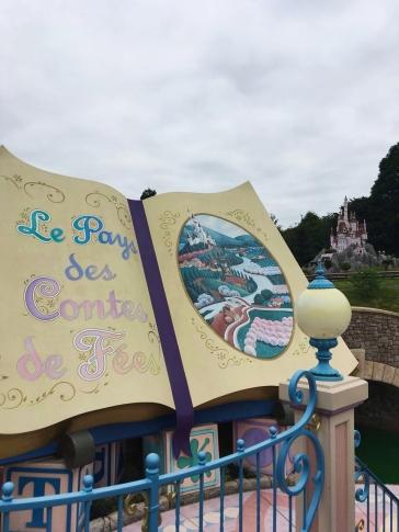Eine Disney-Märchenwelt